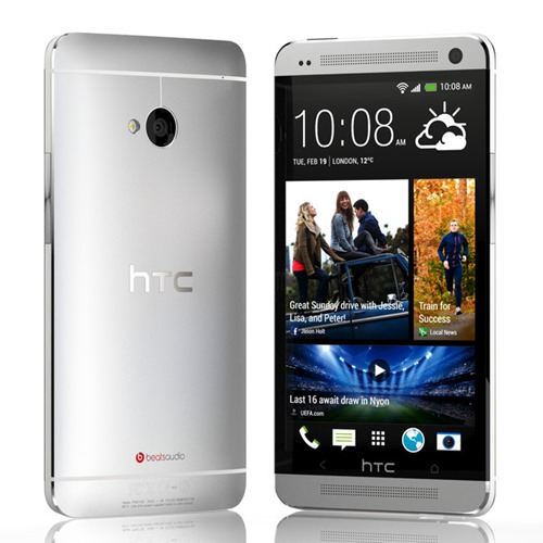 HTC One คือเดิมพันของ HTC ปีนี้ ไม่มีซอยรุ่นย่อยสำหรับตัวท็อปแน่นอน