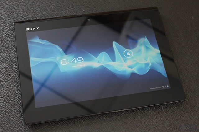 Sony Xperia Tablet S Review 015