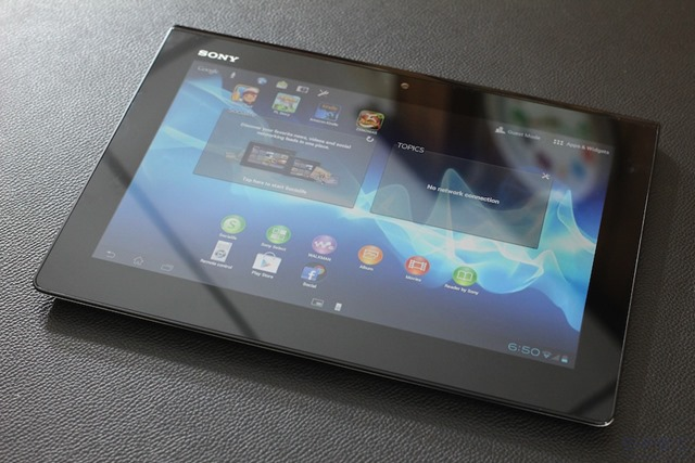 Sony Xperia Tablet S Review 016