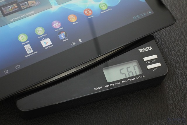 Sony Xperia Tablet S Review 019