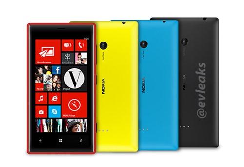 รูปเครื่อง Nokia Lumia 520 และ 720 โผล่ เปิดตัวอาทิตย์หน้านี้
