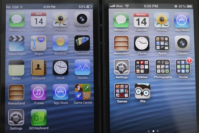 iPhone 5 Fake Review 011