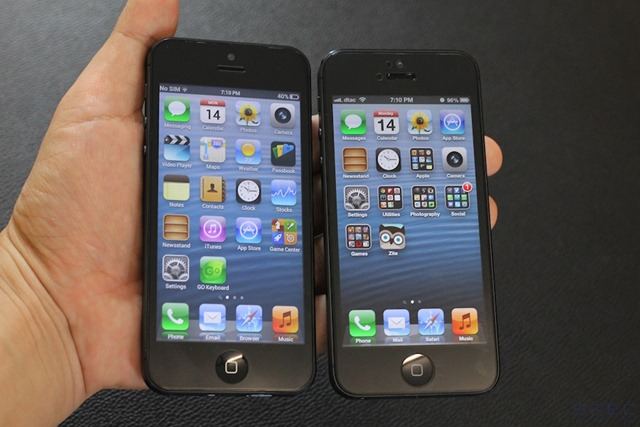 iPhone 5 Fake Review 029