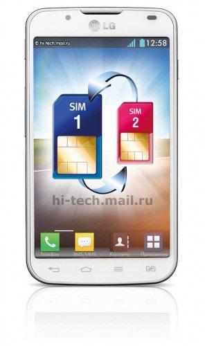 หลุดรูป LG Optimus L7 II Dual ก่อนงานเปิดตัว เพิ่มความสามารถรองรับ 2 ซิม