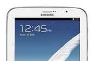 เปิดตัว Samsung Galaxy Note 8.0 ปรากฏในบูท Samsung ของงาน MWC 2013 พร้อมสเปกอย่างเป็นทางการ