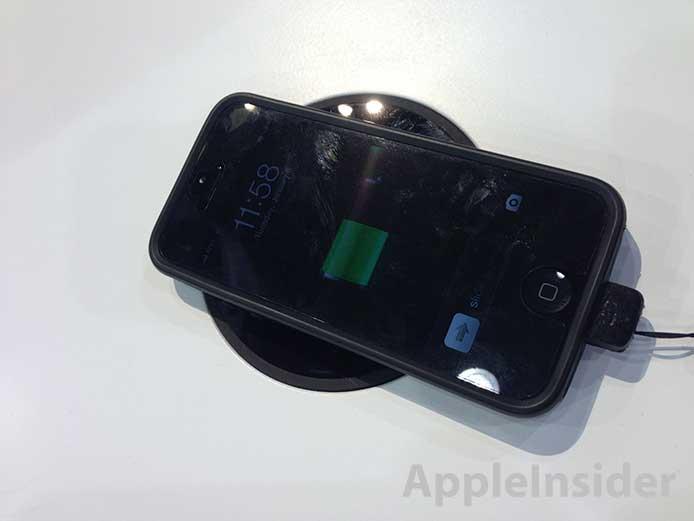 [ลือ] iPhone 5S และ Samsung Galaxy S4 อาจรองรับการชาร์จไฟแบบไร้สายในตัว