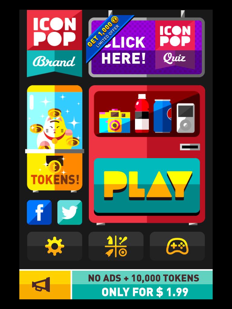 Icon Pop Brand : เกมบน iOS พิสูจน์ว่าคุณรู้จักแบรนด์ดังของโลกมากแค่ไหน?