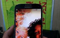 โชว์ต่อเนื่องกับคลิปเครื่อง Galaxy S IV ก่อนเปิดตัววันพรุ่งนี้