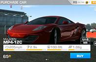 Real Racing 3 ลงบน Android แล้ว โหลดฟรีข้างในมี In App Purchase เป็นหลัก