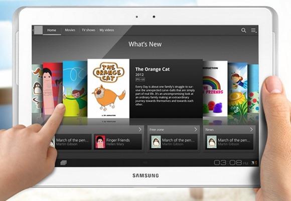 ลือ Galaxy Tab 3 ใช้หน้าจอ Super AMOLED ขนาด 1080p ซีพียู Exynos 5 Octa