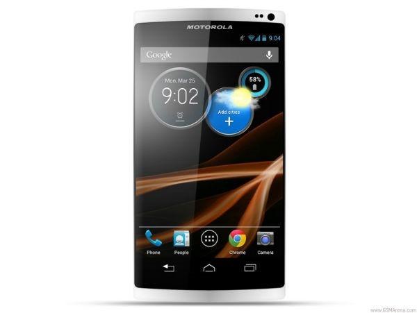 มาแล้วรูปเรนเดอร์แรกของ Motorola X Phone