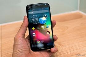หลุดสมาร์ทโฟนรุ่นใหม่จาก Motorola อาจเป็น RAZR รุ่นถัดไป
