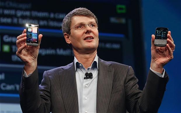 ซีอีโอ BlackBerry ให้ความเห็น Apple กำลังใกล้จะเสื่อมความนิยม เหตุเพราะขาดการสร้างสรรค์นวัตกรรมมานาน