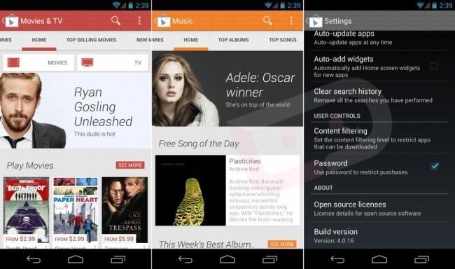 Google Play ยกเครื่องหน้าตาใหม่หมดอีกครั้ง อาจจะมากับ Android เวอร์ชันใหม่เร็วๆ นี้