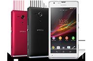 Sony เปิดตัว Xperia SP และ Xperia L สองรุ่นสองสไตล์ระดับไฮเอนด์และระดับกลาง