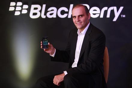 แบล็คเบอร์รี่ เปิดตัว แบล็คเบอร์รี่ Z10 สมาร์ทโฟนโฉมใหม่ ในประเทศไทย