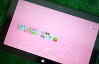 Microsoft ได้ส่วนแบ่งตลาดแท็บเล็ตไป 7.5% ในปีไตรมาสแรกปี 2013
