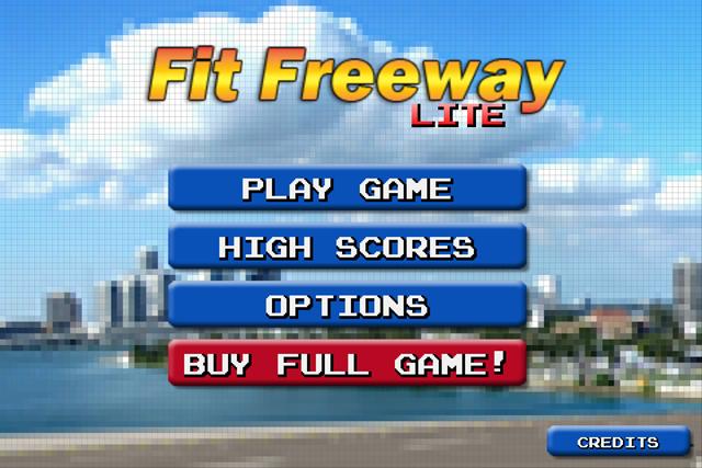 เปลี่ยนจากฟิตเนสเป็นสนามแข่งรถ ด้วยเกม Fit Freeway