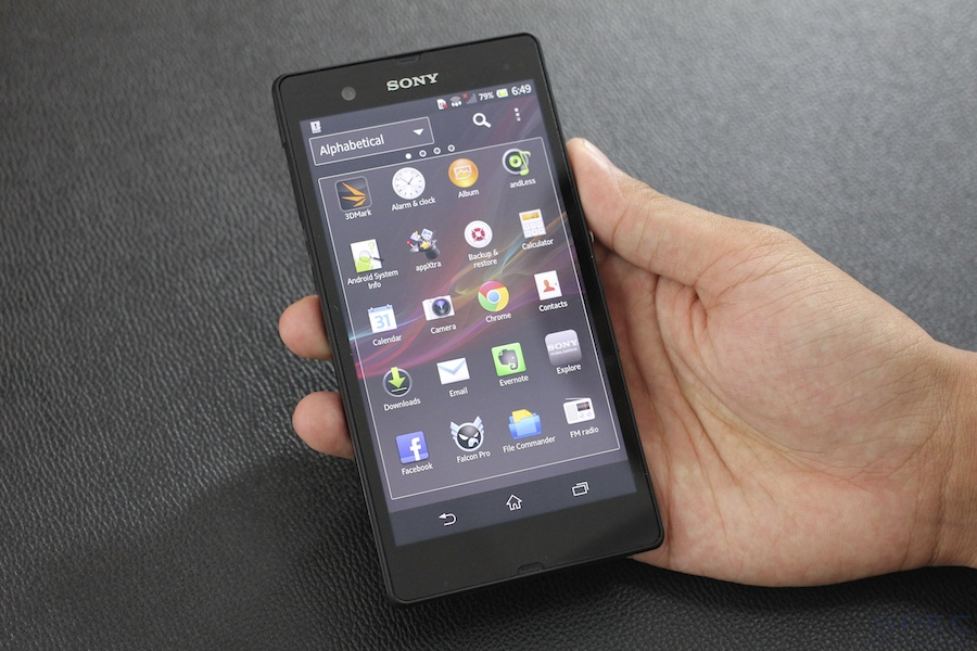 Sony Xperia Z Review 054