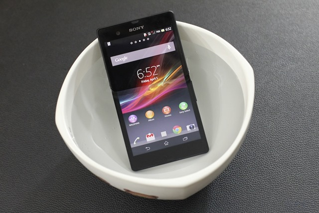 Sony Xperia Z Review 058
