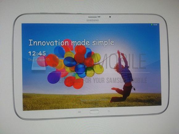 Samsung อาจเปลี่ยนชื่อตระกูลแท็บเล็ตเป็น Galaxy S Tab