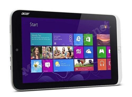 มาแน่ หลุดภาพ Acer Iconia W3 แท็บเล็ต Windows RT ขนาด 8 นิ้วจาก Acer