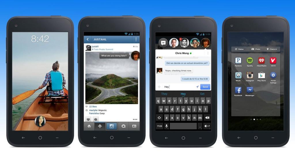 หนึ่งในผู้บริหาร Microsoft อัดลงบล็อกส่วนตัวว่า Facebook Home พยายามจะเลียนแบบ Windows Phone