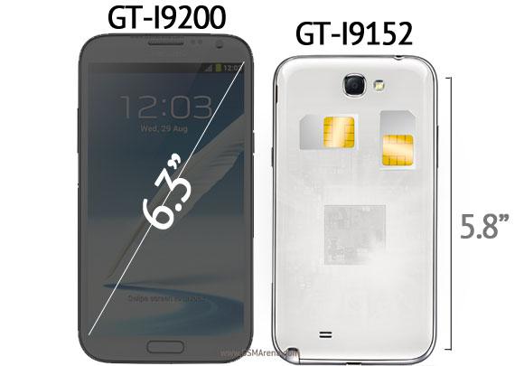 """[ลือ] Samsung เตรียมเปิดตัวสมาร์ทโฟนรุ่นใหม่ """"Galaxy Mega"""" หน้าจอ 6.3 นิ้วช่วงกลางปีนี้"""