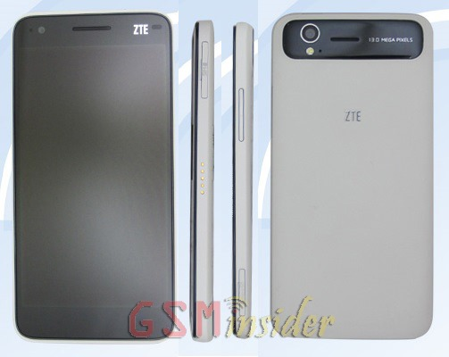 ZTE N988 สมาร์ทโฟน Tegra 4 ตัวแรก หน้าจอ 5.7 นิ้ว แรม 2 GB