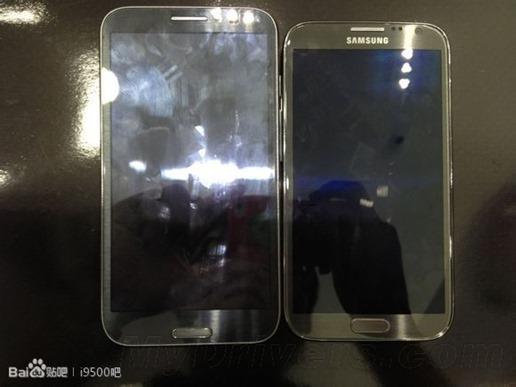 หลุด Galaxy Note III จากจีน ใช้ซีพียูตัวเดียวกับ S4 อัพความเร็วเป็น 2 GHz พร้อมกับแรม 3 GB