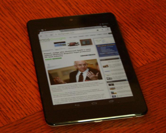 Reuters รายงาน Google เตรียมเปิดตัว Nexus 7 รุ่นใหม่ใช้ชิป Qualcomm ช่วงเดือนกรกฎาคมนี้