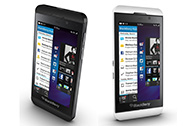 แบล็คเบอร์รี่ Z10 สมาร์ทโฟน เริ่มวางจำหน่ายในไทยอย่างเป็นทางการ 24 เมษายนนี้
