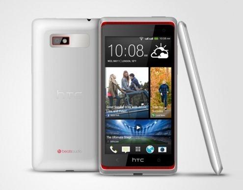 HTC เปิดตัว Desire 600 สมาร์ทโฟนควอดคอร์จอ 4.5 นิ้วพร้อม BoomSound
