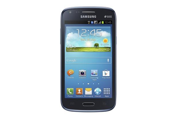 Samsung เปิดตัว Galaxy Core สมาร์ทโฟน Android ระดับกลางรองรับสองซิม