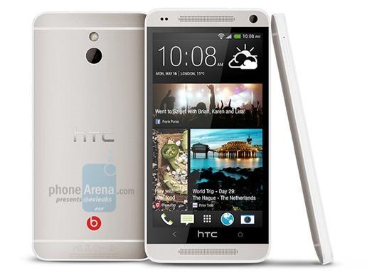 หลุดรูปเพรส HTC M4 มันคือ HTC One ขนาดย่อส่วน