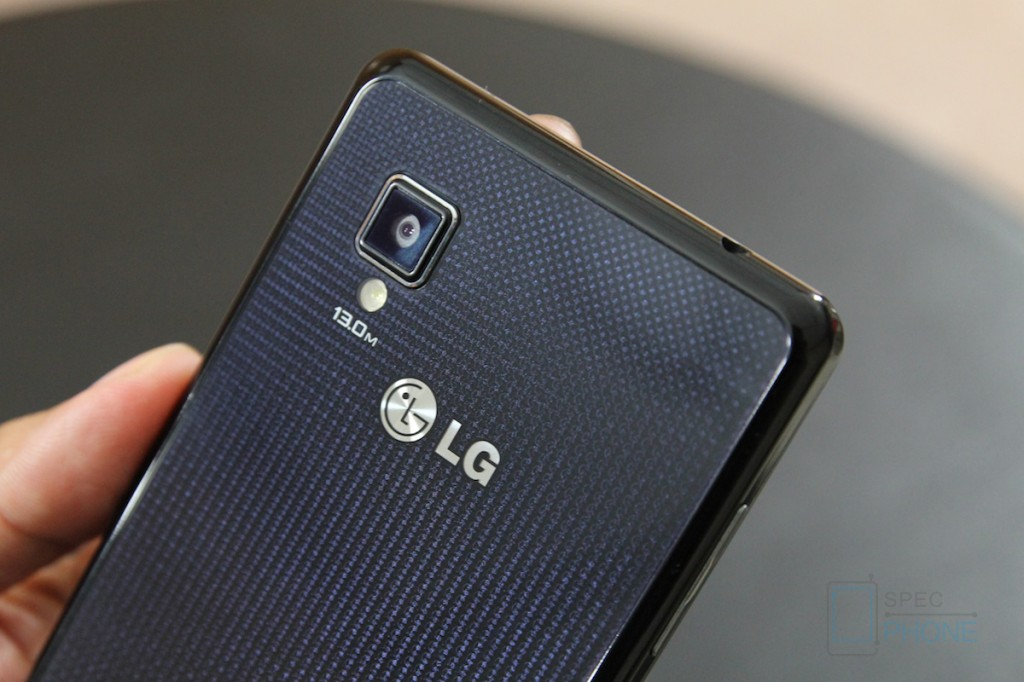 LG Optimus G Review Specphone 228
