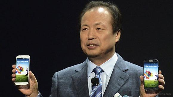 ซีอีโอ Samsung บอก Galaxy S4 ทำสถิติใหม่อีกครั้ง ทะลุ 10 ล้านเครื่อง