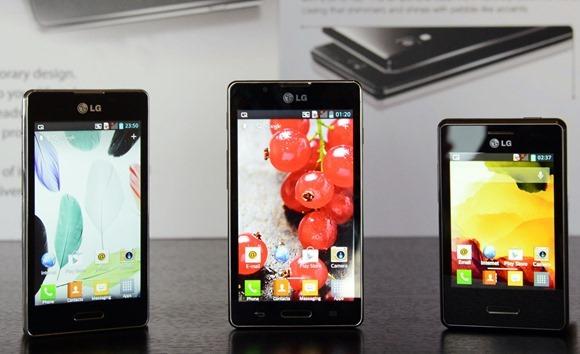 LG Optimus L3 II และ L7 II วางขายในไทยแล้ว มือถือไม่ถึงหมื่นกับแบตเตอรี่สูงถึง 2460 mAh