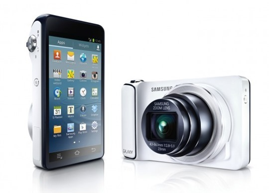 Samsung เตรียมออกรุ่นเน้นกล้องครั้งแรกในชื่อ Galaxy S4 Zoom