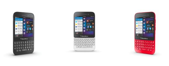 BlackBerry เปิดตัว Q5 สมาร์ทโฟน BlackBerry 10 ระดับล่างแทนซีรีย์ Curve เก่า