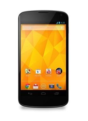 LG เปิดตัว Nexus 4 สีขาวอย่างเป็นทางการ ไม่มีการปรับสเปคเหมือนกับข่าวลือก่อนหน้า