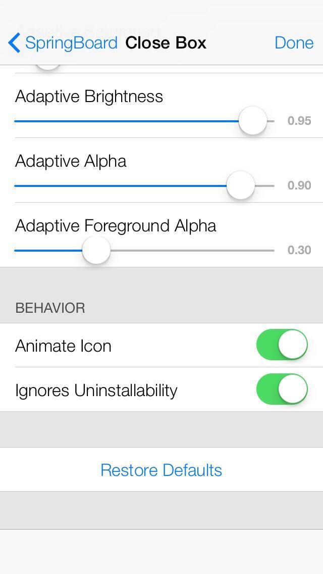 มีคนพบ Settings ลับใน iOS 7 มาพร้อมฟีเจอร์การ Swipe หน้าจอและ Gesture หลากหลายแบบ