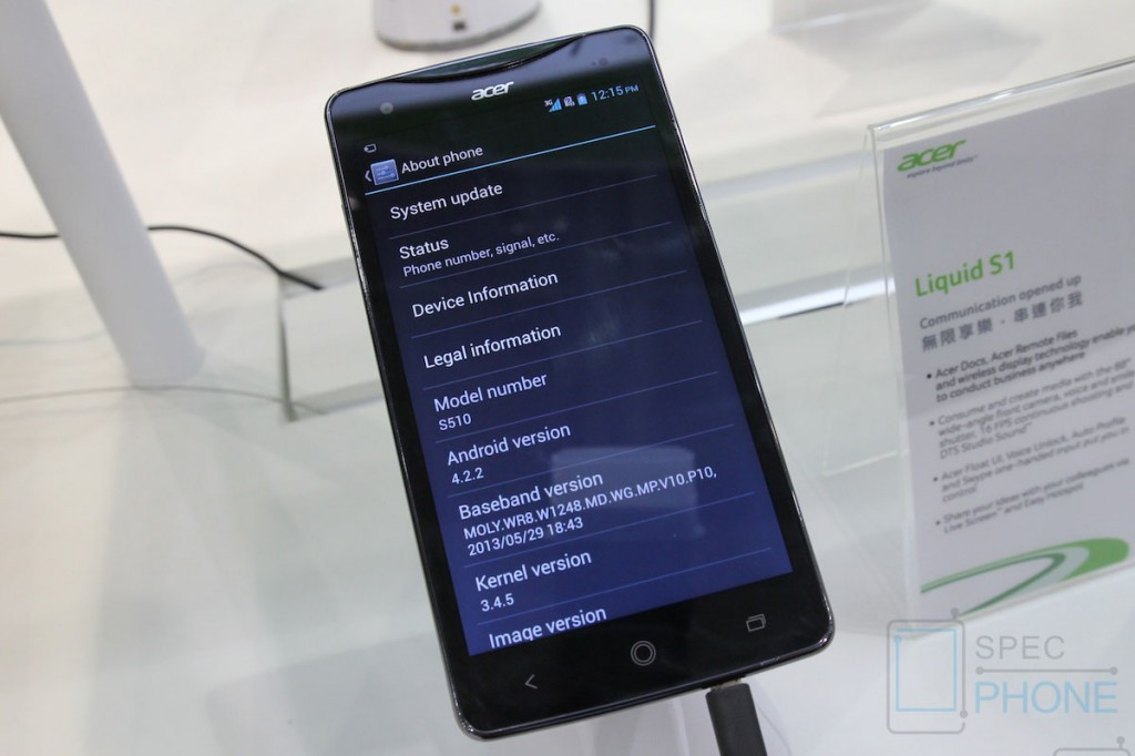 Computex 2013 Specphone 062
