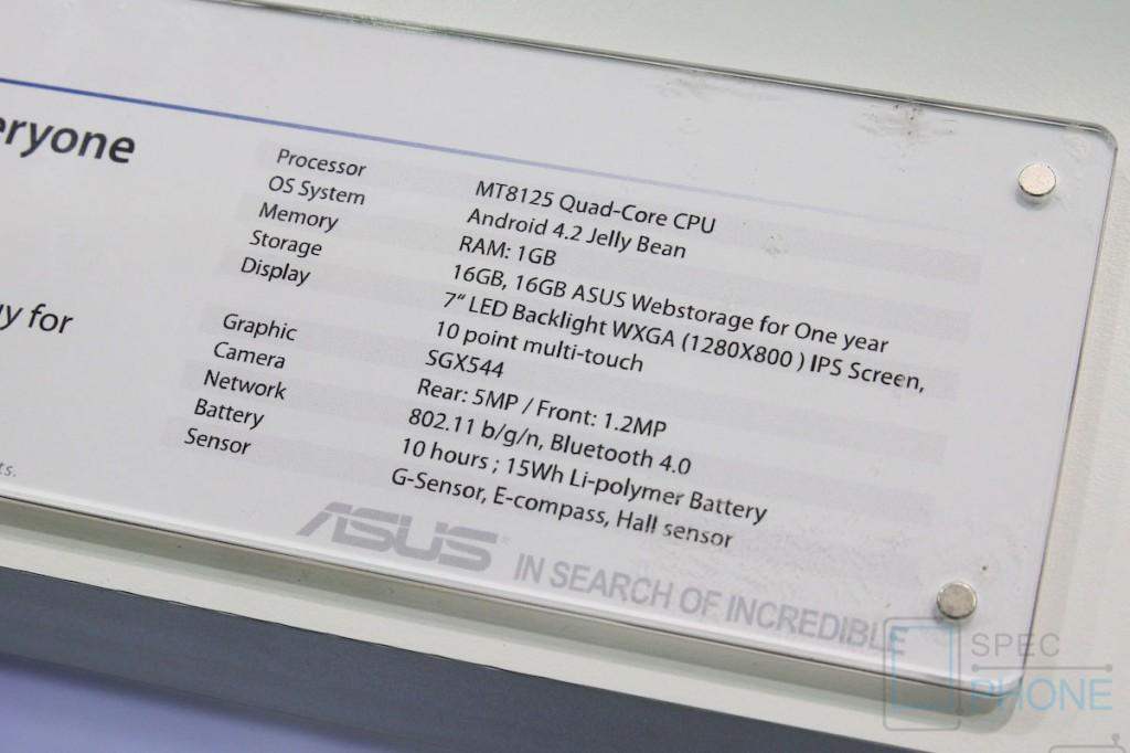 Computex 2013 Specphone 138