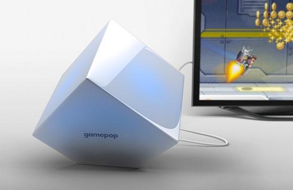GamePop-Console