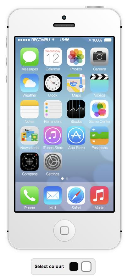 ใครอยากลอง iOS 7 แต่ไม่อยากติดตั้ง ปรากฏว่ามีคนทำเดโมให้ลองเล่นได้ฟรีบนเว็บไซต์แล้ว !!