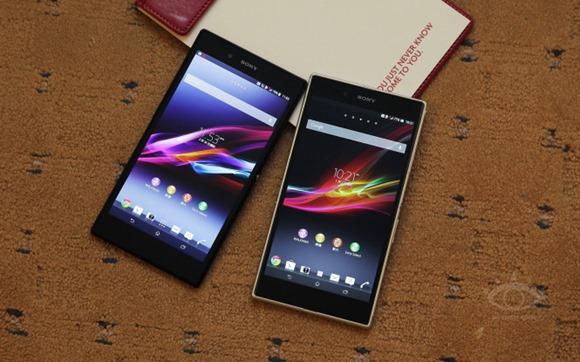 พาชม Sony Xperia Z Ultra เครื่องจริงพร้อมฟีเจอร์และแอพประจำเครื่องอย่างปากกา
