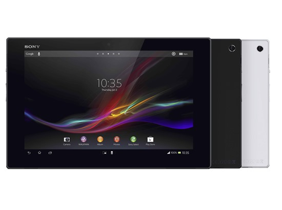 Xperia Tablet Z_5