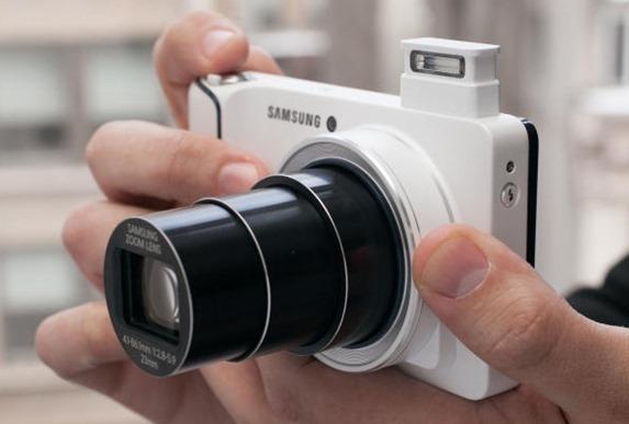 Samsung สานต่อ Galaxy Camera 2 เปลี่ยนจากกล้องคอมแพคเป็น mirroless แทน