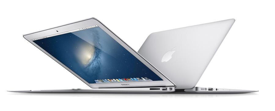 MacBook Air รุ่นใหม่ชิป Intel Haswell ปรับราคาลงจากเดิม ใช้งานได้ 12 ชั่วโมง พร้อมขายแล้ววันนี้